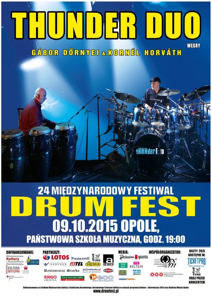 G. Dornyei at Drum Fest