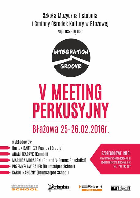 V meeting Błażowa