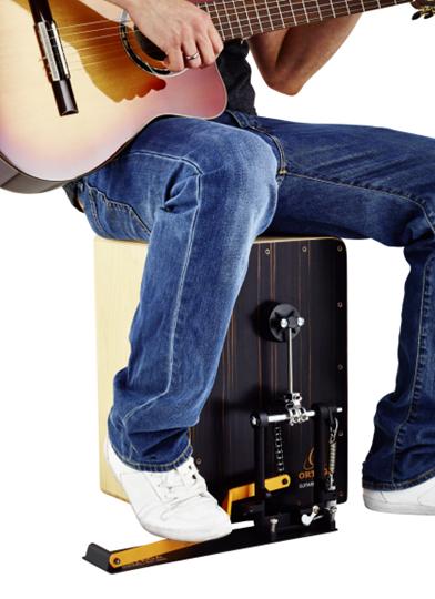 Ortega Cajon gitara