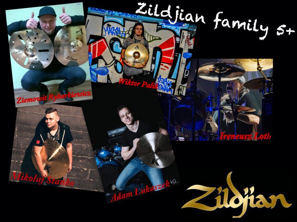Zildjian endorserzy