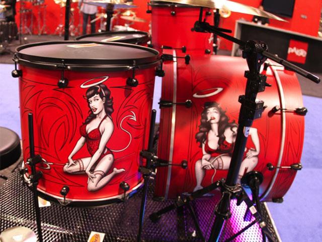Rocket Drums 4