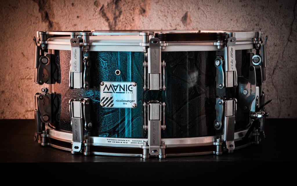 manic-snare