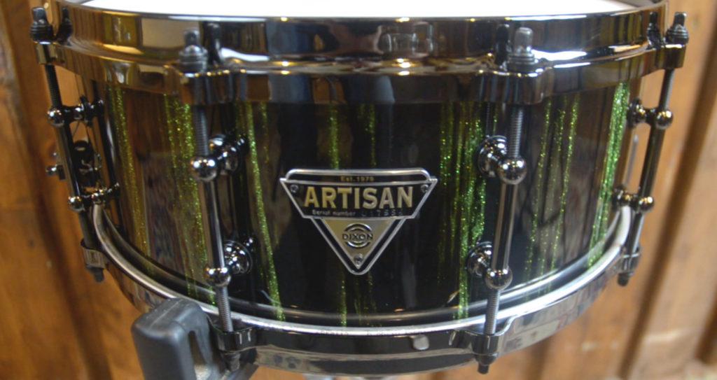 dixon-artisan-pdsar554hb2-snare
