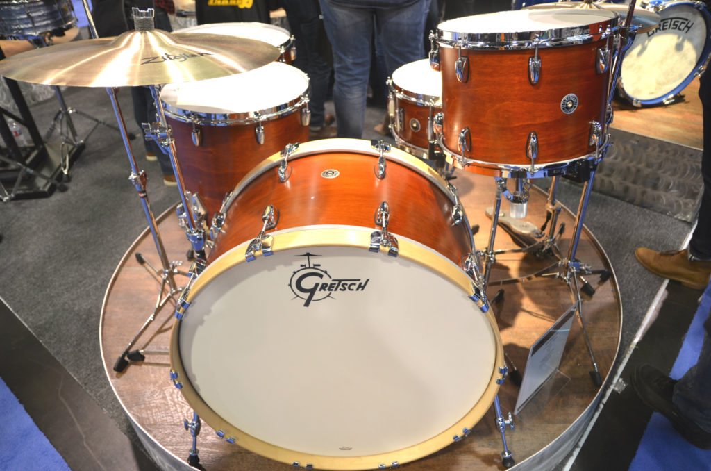 Gretsch at NAMM Show 2017