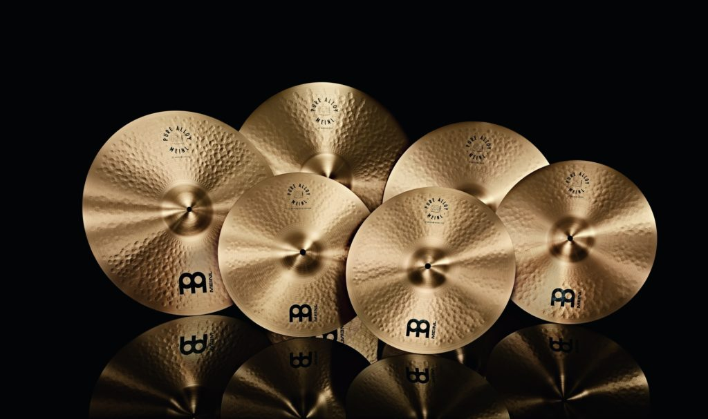 New cymbals from MEINL
