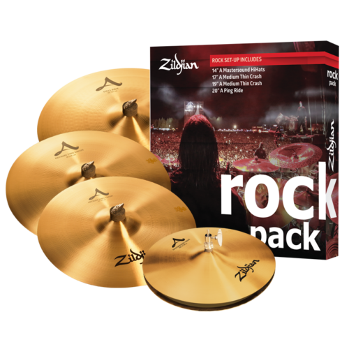 rock pack zildjian