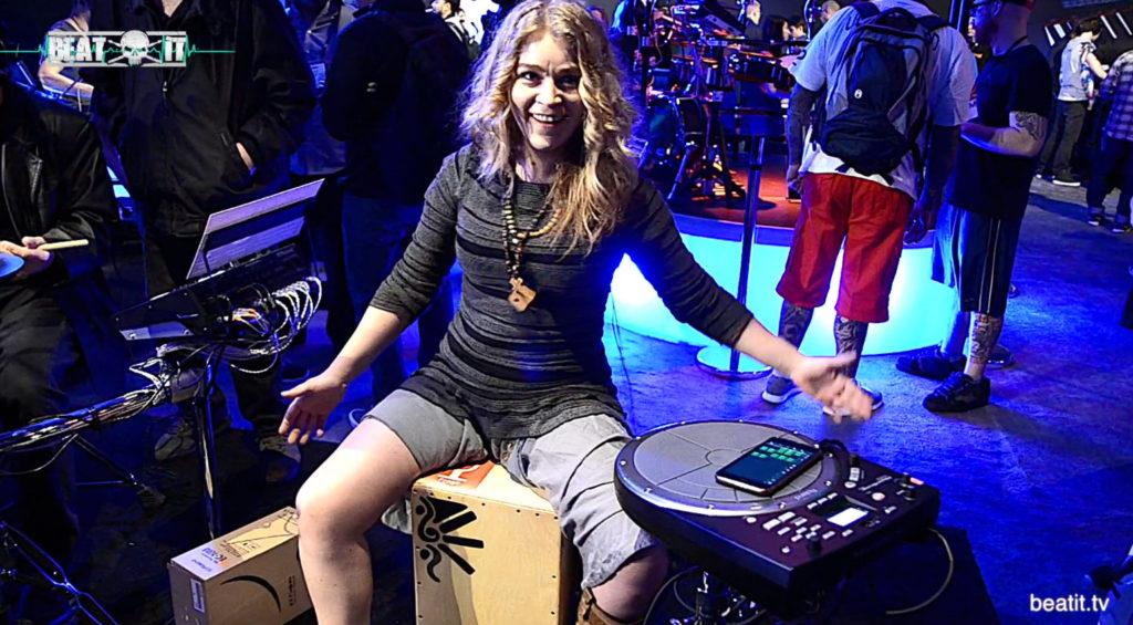Roland EC-10M Heidi Joubert