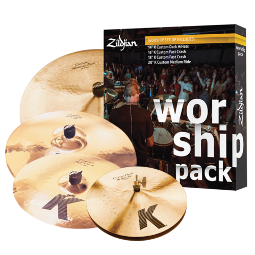 worship pack zildjian