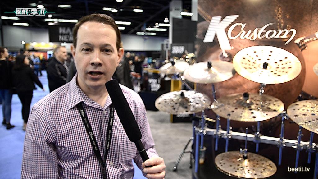 NAMM Show 2017: Zildjian Cymbals Booth