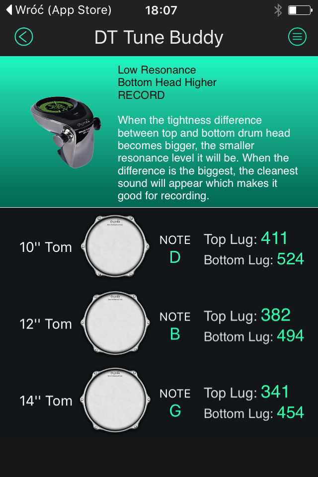 Cherub DT-10 Drum Tuner Review | Beatit tv
