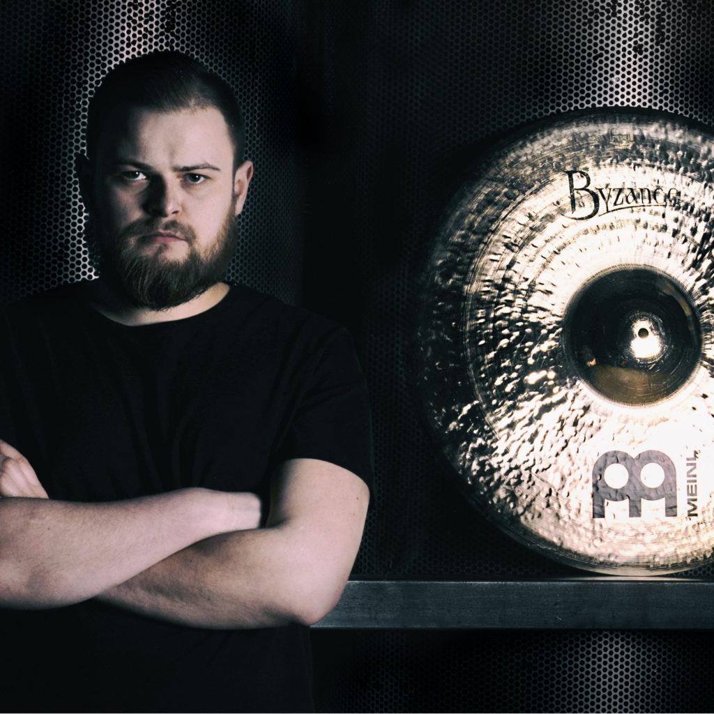 Meinl Cymbals wita perkusistę zespołu Decapitated_Michała Łysejko1