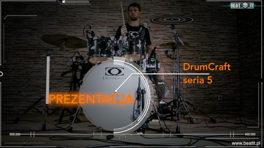 DrumCraft seria 5 – prezentacja