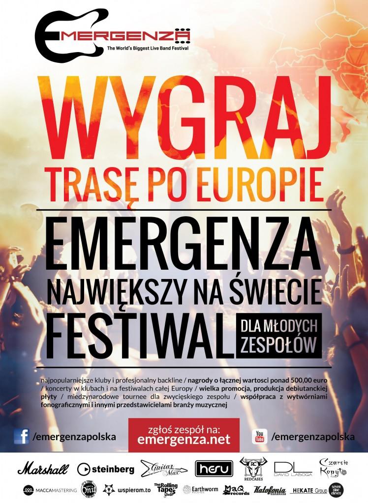 festiwal emergenza