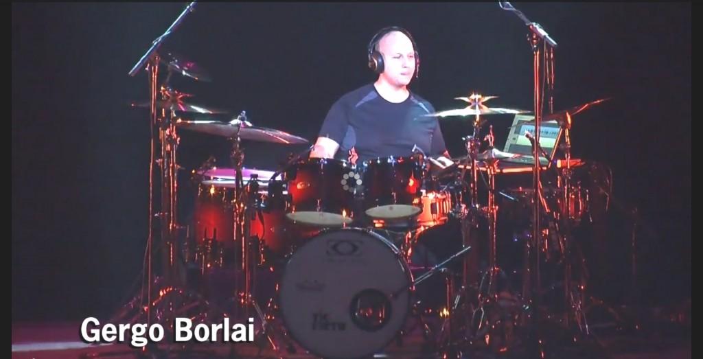 Warsztaty Gergo Borlai w Drumcenter