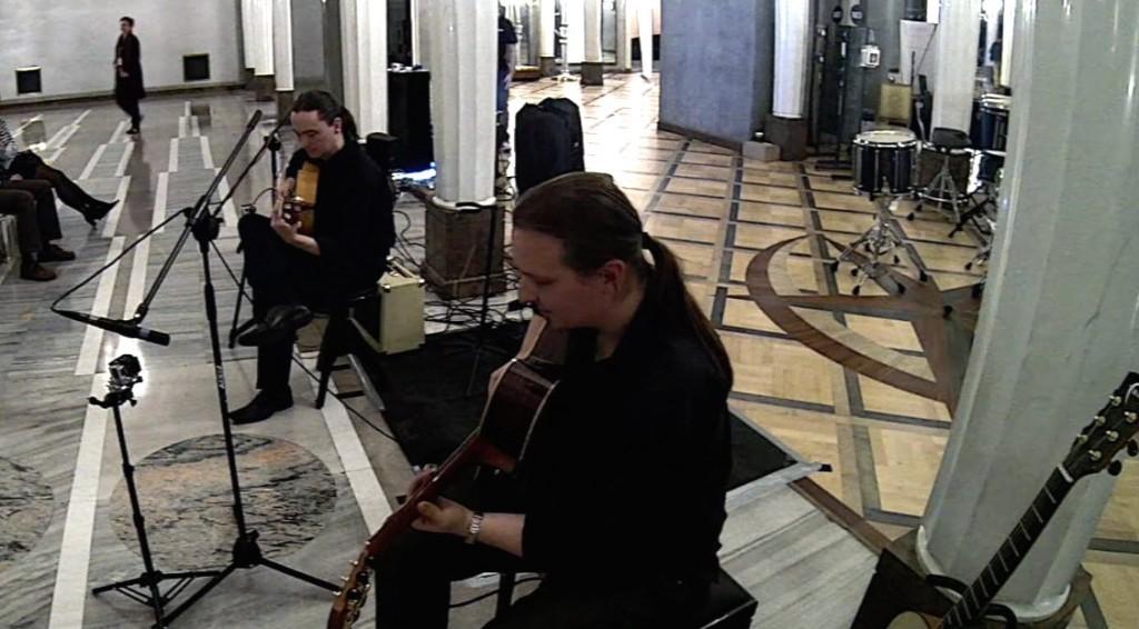 Szalone Dni Muzyki 2013 – pokaz gitarowy