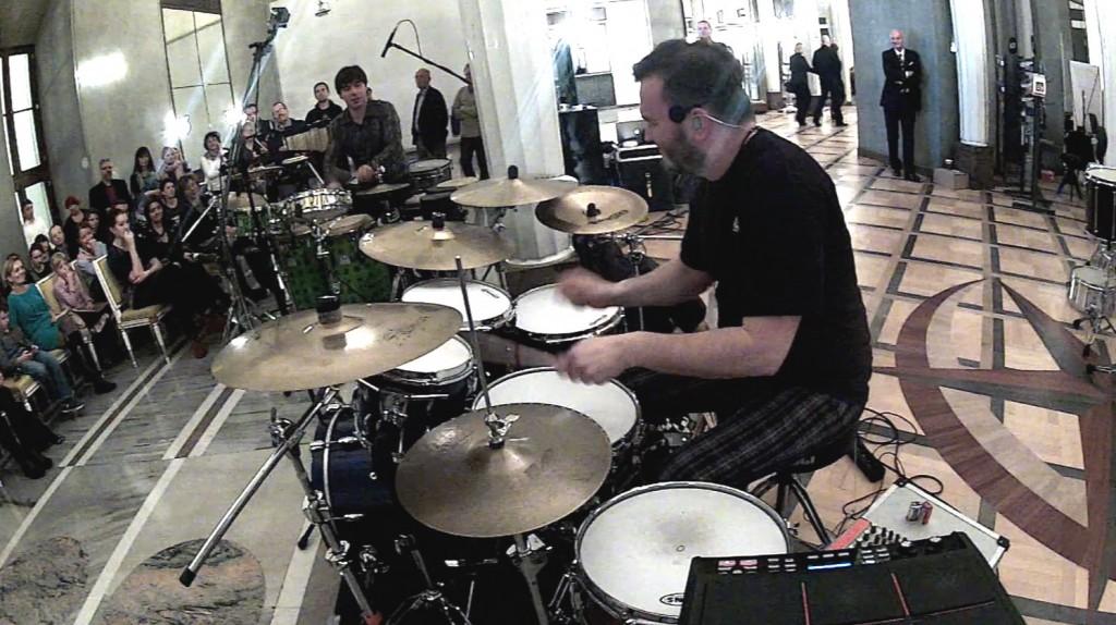Szalone Dni Muzyki 2013 – pokaz perkusyjny