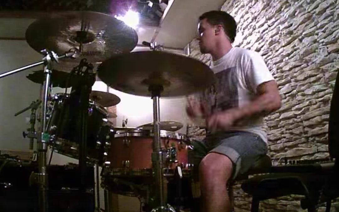"Tomek Torres drums – Afromental – ""It's My Life"""