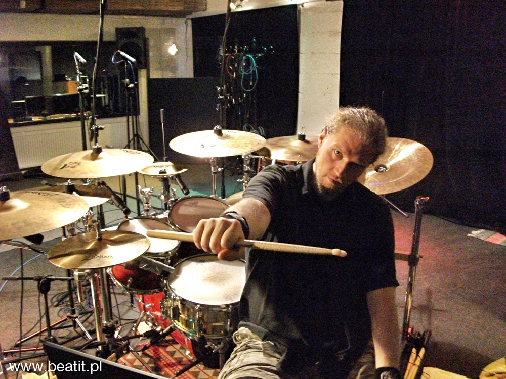 Viking  w studio