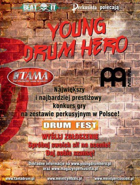Young Drum Hero 2014