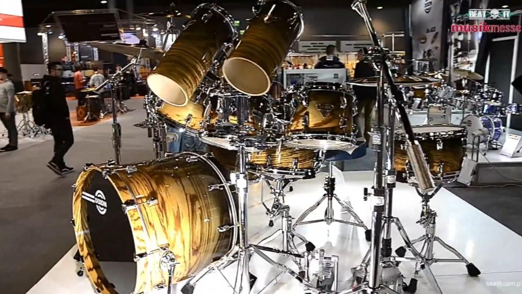Dixon na Musikmesse 2014