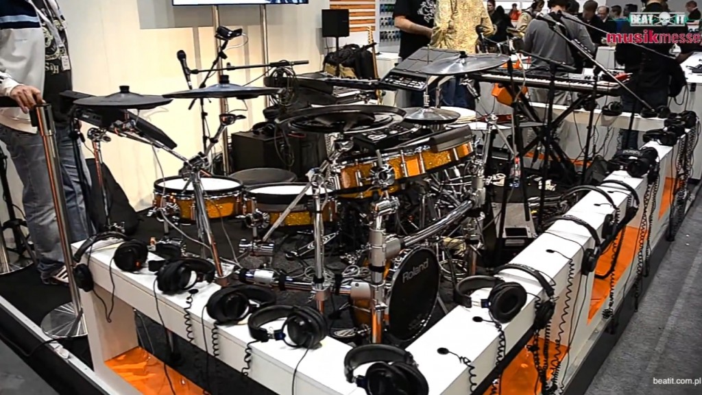 Roland na Musikmesse 2014