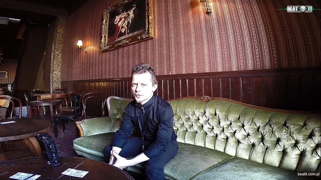 Paweł Ostrowski wywiad