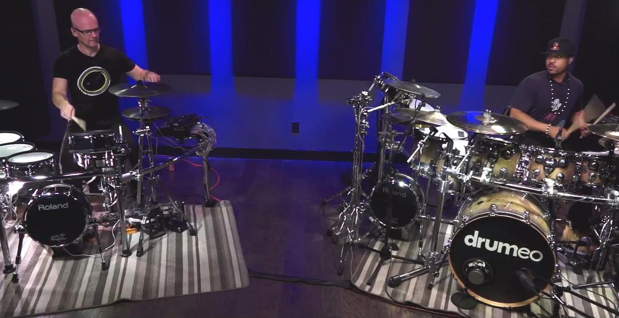 Nowe filmy Roland V-Drums