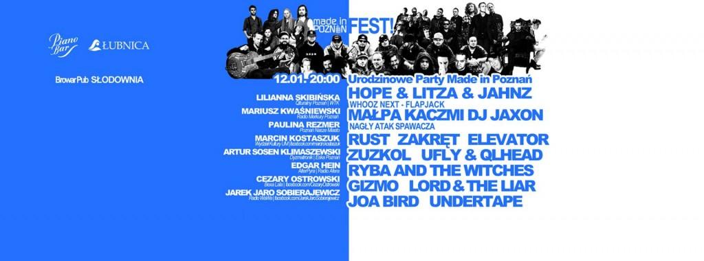 Made in Poznań Fest