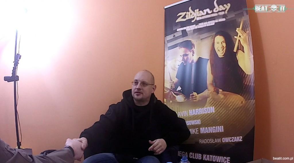 Zildjian Day 2014 – T. Łosowski