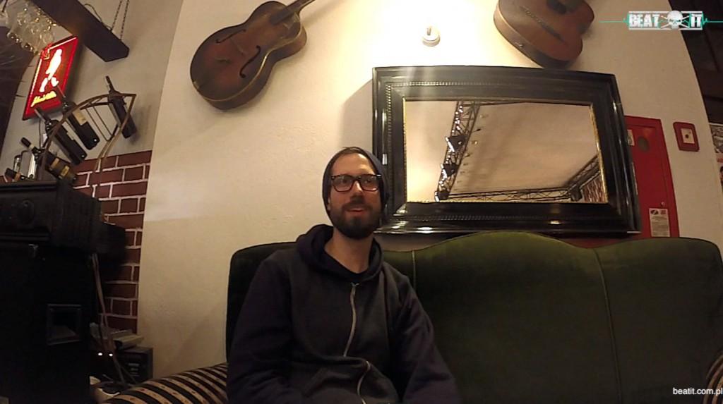 Benny Greb wywiad, cz. 1