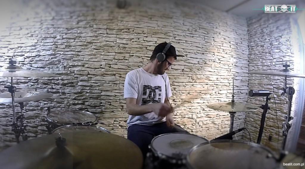 """Muciek – """"Niech się dzieje"""" Drum Cover"""