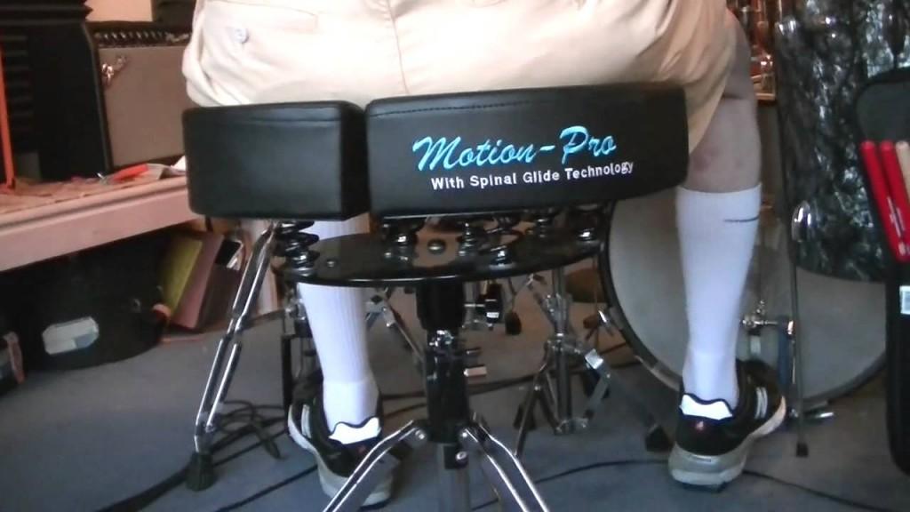 Motion Pro – nowy stołek perkusyjny