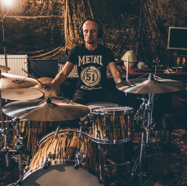 Tomasz Stołowski w stajni Meinl