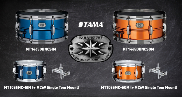TAMA Colored Metalworks
