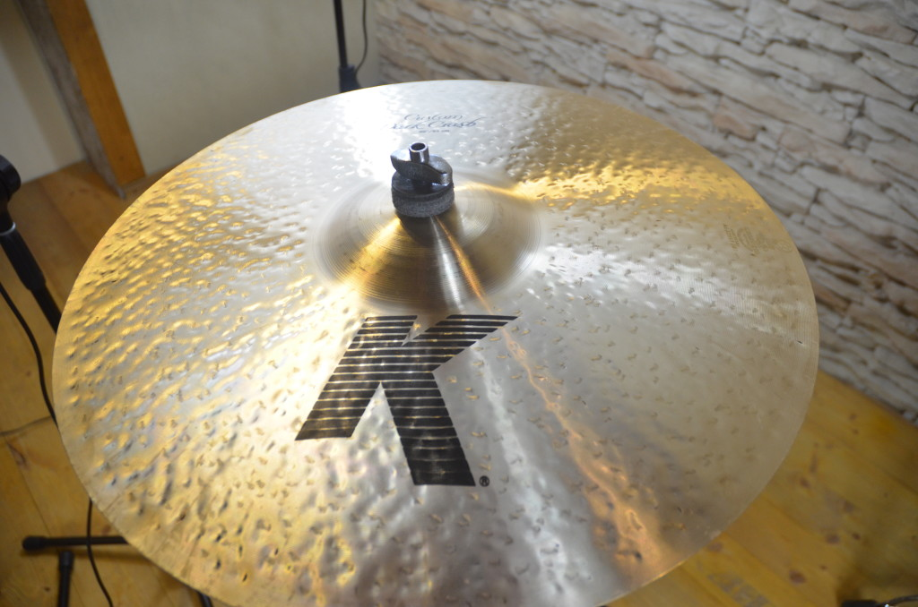 Zildjian K Custom Dark Crash 19″ i 20""