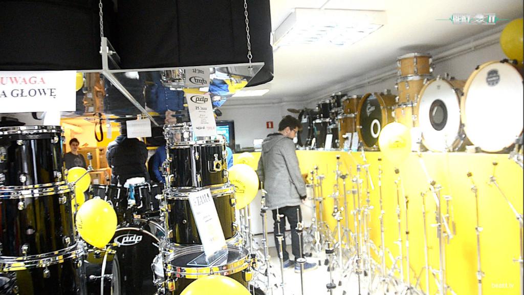 Avant Drum Shop – nowa siedziba