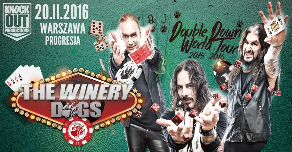 Koncert The Winery Dogs
