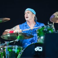 Chad Smith w DW