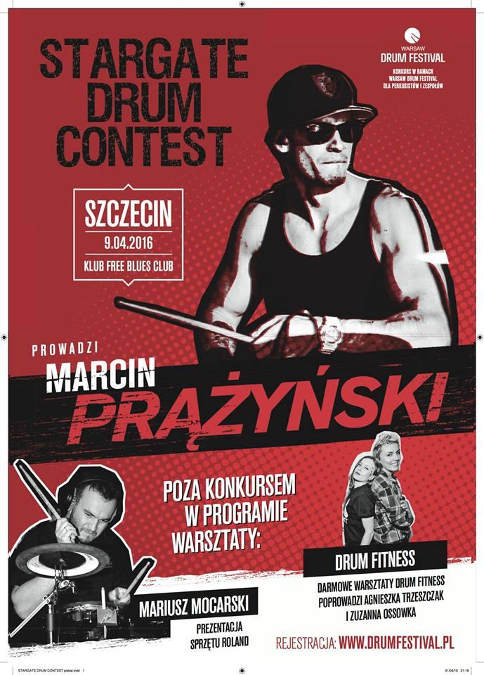 Stargate Drum Contest – Szczecin