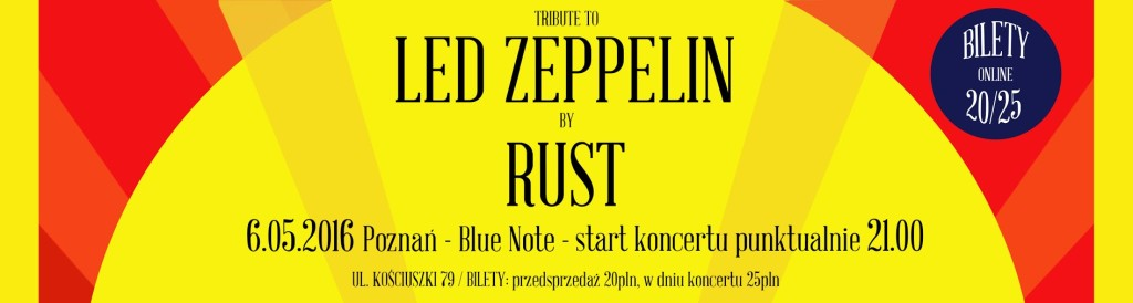 Rust gra Led Zeppelin