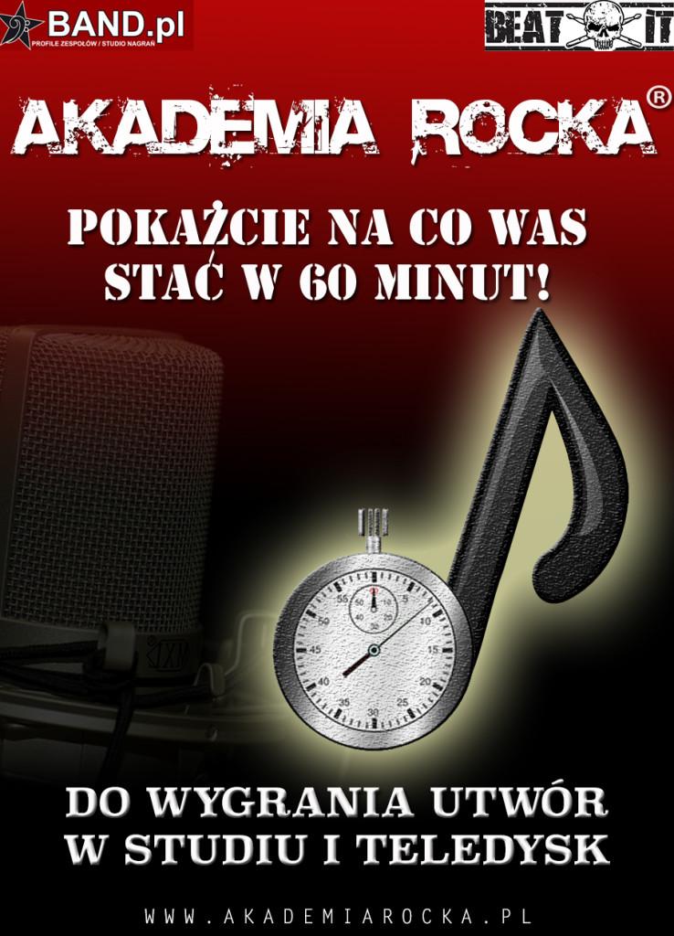 Akademia Rocka - konkurs
