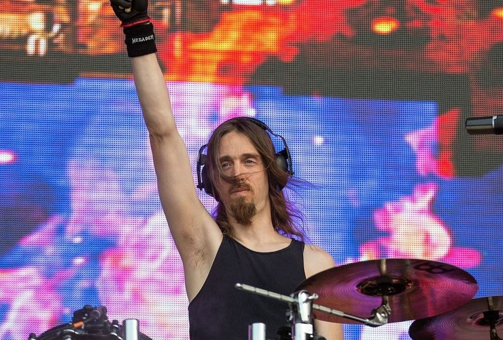 Nowy perkusista Megadeth