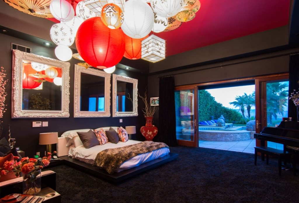 Tommy-Lee-Calabasas-Estate-Master-Bedroom