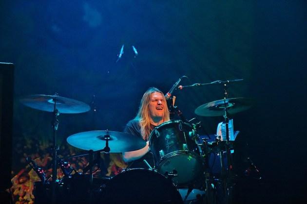 Perkusista Corrosion of Conformity wyrzucony z zespołu
