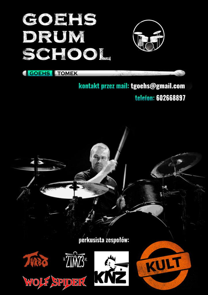 Tomasz Goehs Drum School