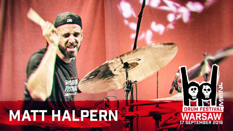 Kolejna gwiazda Meinl Drum Festival ogłoszona