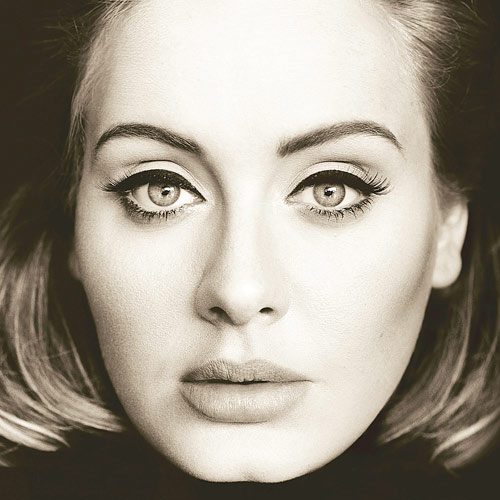 Adele 25 500
