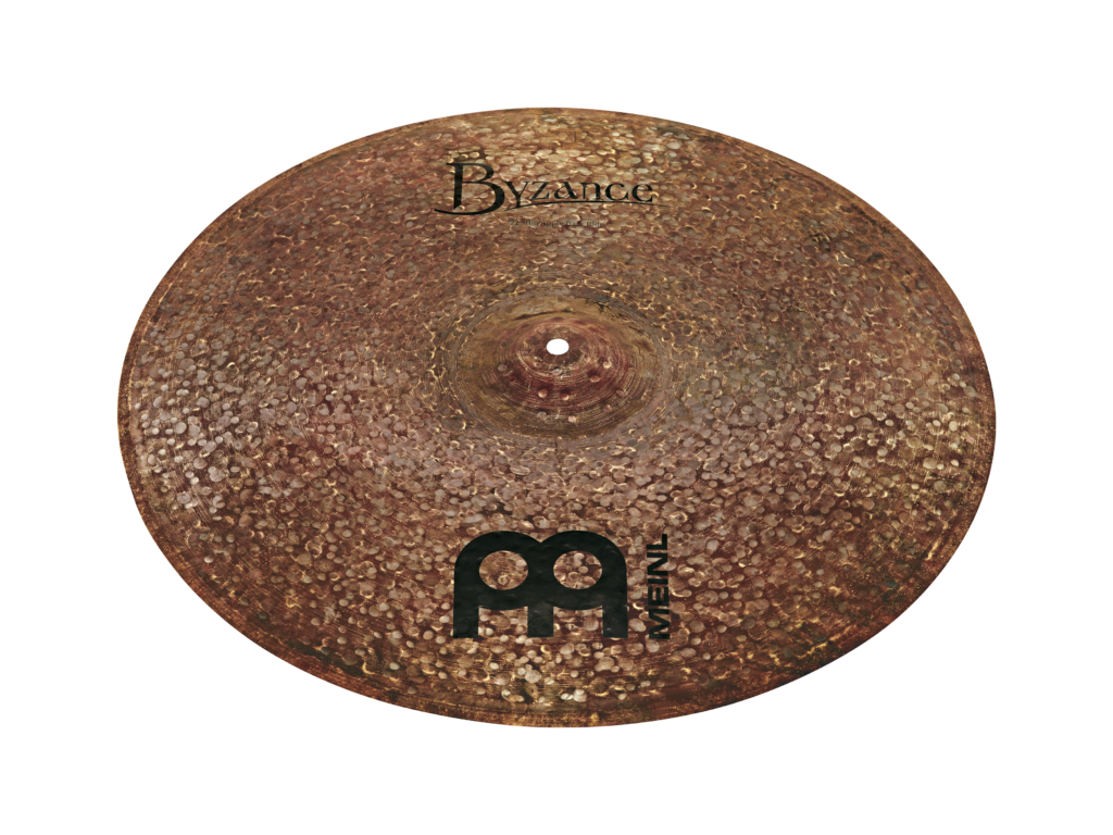 Nowe ride'y Meinl Byzance Big Apple Dark