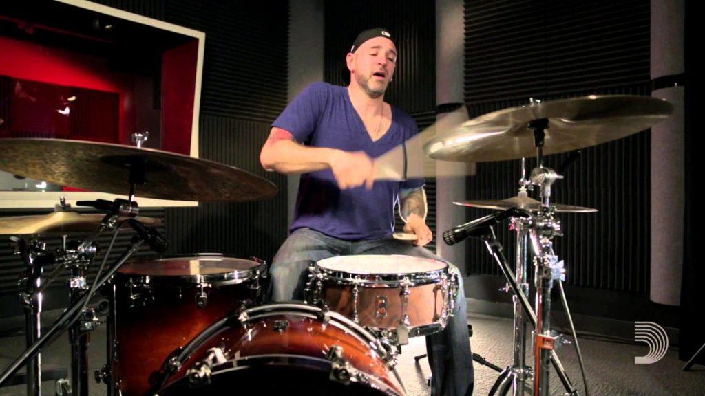 Matt Halpern o swoich ulubionych perkusistach