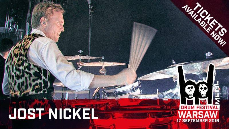 Meinl Drum Festival 2016: J. Nickel